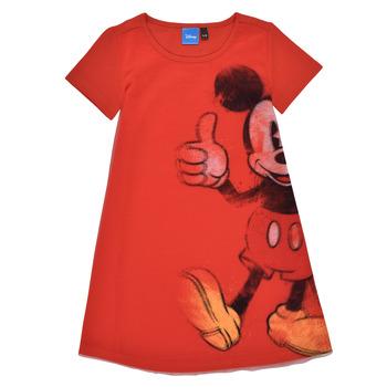 Odjeća Djevojčica Kratke haljine Desigual 21SGVK41-3036 Red