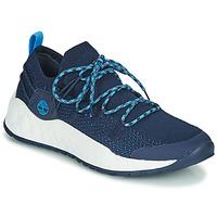 Obuća Muškarci  Niske tenisice Timberland SOLAR WAVE LOW KNIT Blue
