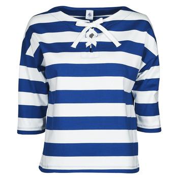 Odjeća Žene  Topovi i bluze Petit Bateau MABELLA Multicolour