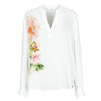 Odjeća Žene  Košulje i bluze Desigual TIGRIS Bijela