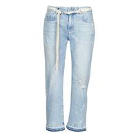 Odjeća Žene  Traperice 3/4 i 7/8 Desigual PONDIO Blue