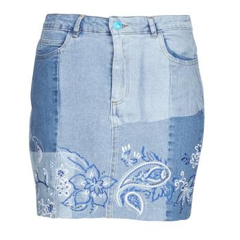 Odjeća Žene  Suknje Desigual BE BLUE Blue
