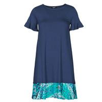 Odjeća Žene  Kratke haljine Desigual KALI Blue