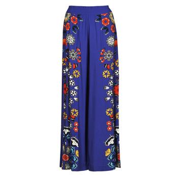 Odjeća Žene  Lagane hlače / Šalvare Desigual CHIPRE Blue