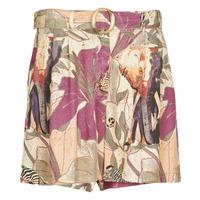 Odjeća Žene  Bermude i kratke hlače Desigual ETNICAN Multicolour