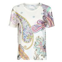 Odjeća Žene  Majice kratkih rukava Desigual POPASLEY Bijela
