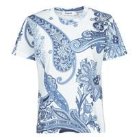 Odjeća Žene  Majice kratkih rukava Desigual POPASLEY Blue