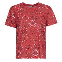 Odjeća Žene  Majice kratkih rukava Desigual LYON Red