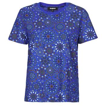 Odjeća Žene  Majice kratkih rukava Desigual LYON Blue