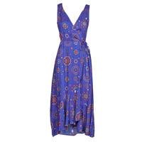 Odjeća Žene  Duge haljine Desigual SANTORINI Blue