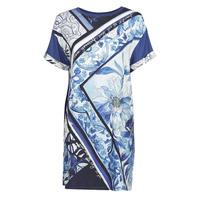 Odjeća Žene  Kratke haljine Desigual SOLIMAR Blue