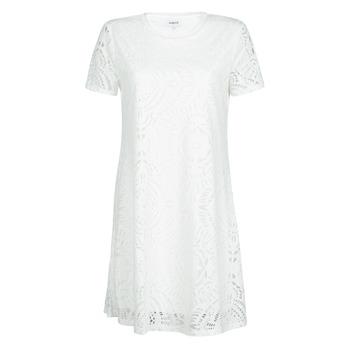 Odjeća Žene  Kratke haljine Desigual NILO Bijela
