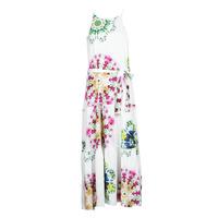 Odjeća Žene  Duge haljine Desigual SENA Bijela