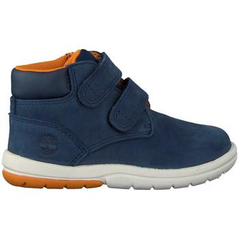 Obuća Djeca Čizme Timberland Toddletracks hl boot Blue