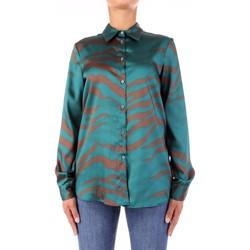 Odjeća Žene  Košulje i bluze Vicolo TW0796 Verde/marrone