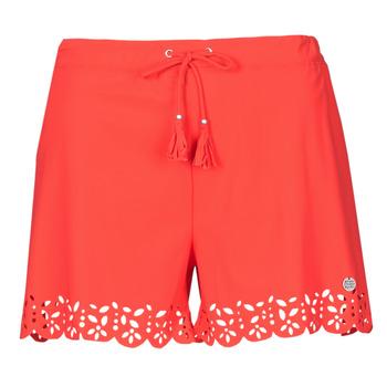 Odjeća Žene  Bermude i kratke hlače Banana Moon MEOW Red