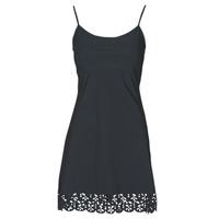 Odjeća Žene  Kratke haljine Banana Moon ALZETTE Crna