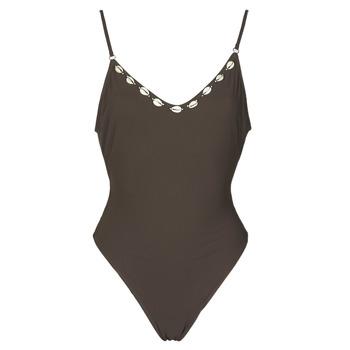 Odjeća Žene  Jednodijelni kupaći kostimi Banana Moon LAUMI Smeđa