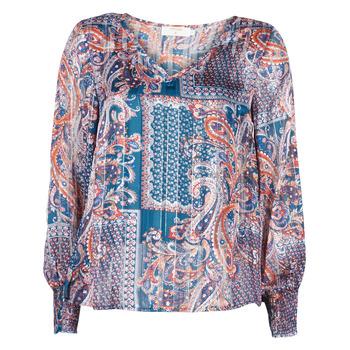 Odjeća Žene  Topovi i bluze Cream SHEENA BLOUSE Blue
