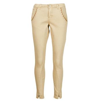 Odjeća Žene  Hlače s pet džepova Cream HOLLY TWILL PANT Bež