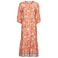 Odjeća Žene  Duge haljine Cream JOHUI DRESS Narančasta