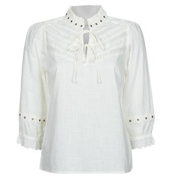 Odjeća Žene  Topovi i bluze Cream NITTY BLOUSE Bež