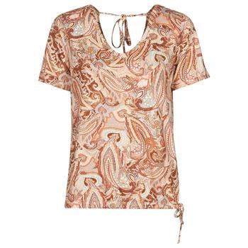 Odjeća Žene  Majice kratkih rukava Cream LULLA TSHIRT Multicolour