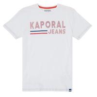 Odjeća Dječak  Majice kratkih rukava Kaporal EZIO Bijela
