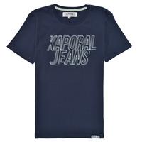 Odjeća Dječak  Majice kratkih rukava Kaporal MAIL Blue