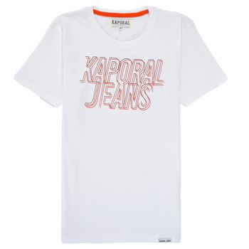 Odjeća Dječak  Majice kratkih rukava Kaporal MAIL Bijela