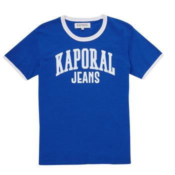 Odjeća Dječak  Majice kratkih rukava Kaporal METRO Blue