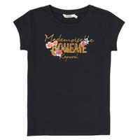 Odjeća Dječak  Majice kratkih rukava Kaporal ELISA Crna