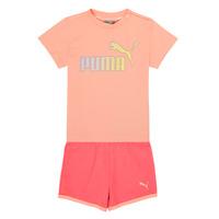 Odjeća Djevojčica Dječji kompleti Puma BB SET ABRI Ružičasta