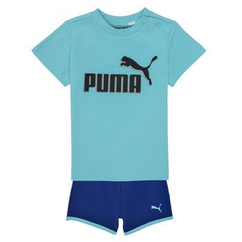 Odjeća Dječak  Dječji kompleti Puma BB SET ANGEL Blue