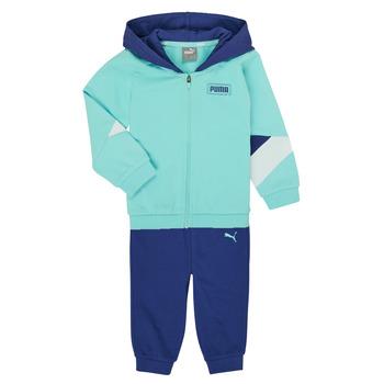 Odjeća Dječak  Dječji kompleti Puma BB MINICATS REBEL Blue