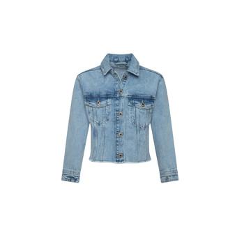 Odjeća Djevojčica Traper jakne Pepe jeans NICOLE JACKET Blue