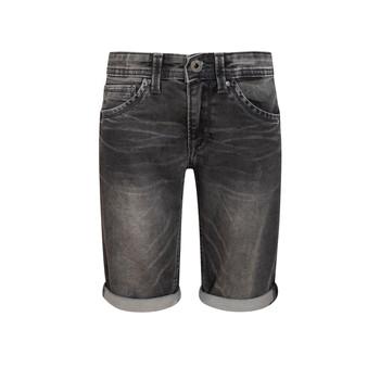 Odjeća Dječak  Bermude i kratke hlače Pepe jeans CASHED SHORT Siva