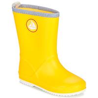 Obuća Djeca Gumene čizme Be Only CORVETTE Žuta