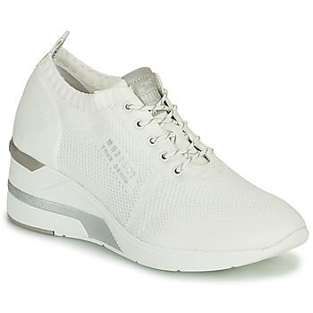 Obuća Žene  Visoke tenisice Mustang THALIA Bijela