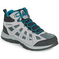 Obuća Muškarci  Pješaćenje i planinarenje Columbia REDMOND III MID WATERPROOF Siva