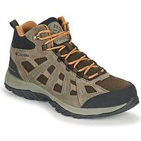 Obuća Muškarci  Pješaćenje i planinarenje Columbia REDMOND III MID WATERPROOF Smeđa