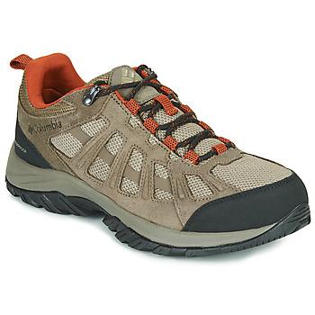 Obuća Muškarci  Pješaćenje i planinarenje Columbia REDMOND III WATERPROOF Smeđa