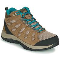 Obuća Žene  Pješaćenje i planinarenje Columbia REDMOND III MID WATERPROOF Bež