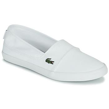 Obuća Žene  Slip-on cipele Lacoste MARICE BL 2 SPW Bijela