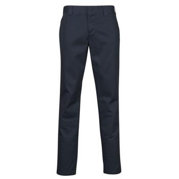 Odjeća Muškarci  Hlače s pet džepova Dickies SLIM FIT WORK PNT Blue
