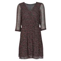 Odjeća Žene  Kratke haljine Moony Mood NOULINE Crna / Red