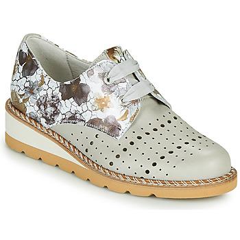 Obuća Žene  Derby cipele Dorking TETRIS Siva