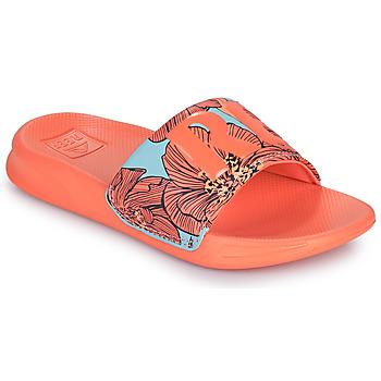 Obuća Djevojčica Sportske natikače Reef KIDS ONE SLIDE Narančasta
