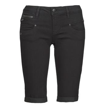 Odjeća Žene  Bermude i kratke hlače Freeman T.Porter BELIXA Crna