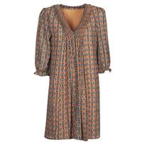 Odjeća Žene  Kratke haljine Freeman T.Porter JUNA SAMBA Narančasta